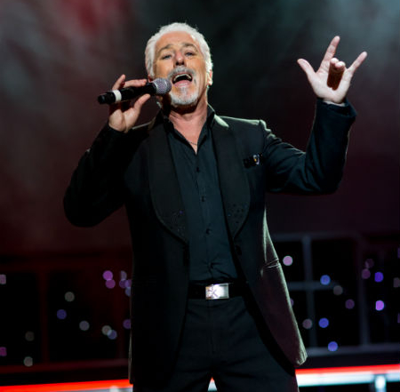 Danny Roman is Tom Jones